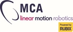 MCA linear motion robotics